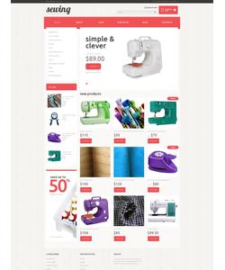 WooCommerce e-shop šablona na téma Hobby č. 48167