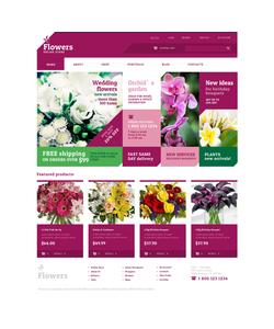 WooCommerce e-shop šablona na téma Nejpopulárnější č. 48243