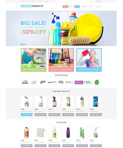 WooCommerce e-shop šablona na téma Nejpopulárnější č. 48265