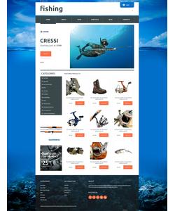 WooCommerce e-shop šablona na téma Sport č. 48353