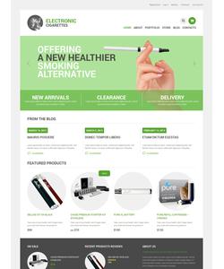 WooCommerce e-shop šablona na téma Nejpopulárnější č. 48506