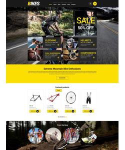 WooCommerce e-shop šablona na téma Cestování č. 48609