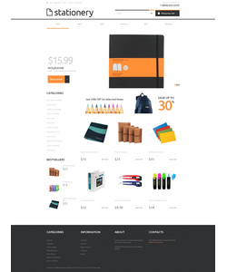 WooCommerce e-shop šablona na téma Doprava č. 48611