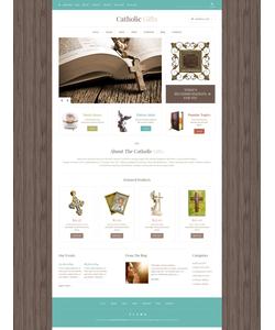 WooCommerce e-shop šablona na téma Náboženství č. 48705