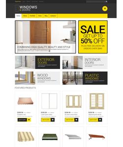 WooCommerce e-shop šablona na téma Interiér a nábytek č. 48736