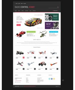 WooCommerce e-shop šablona na téma Zábava č. 48767