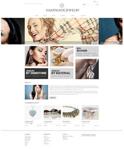 WooCommerce e-shop šablona na téma Svatby č. 48793