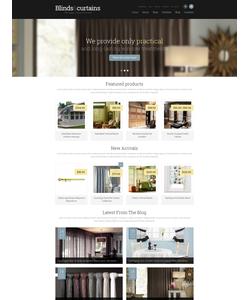 WooCommerce e-shop šablona na téma Interiér a nábytek č. 48815
