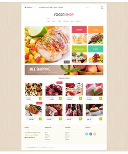 WooCommerce e-shop šablona na téma Jídlo a pití č. 48824