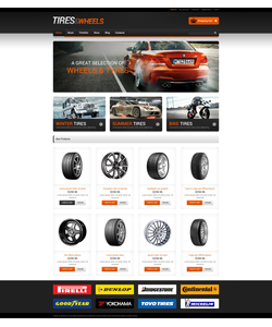WooCommerce e-shop šablona na téma Auta č. 48891