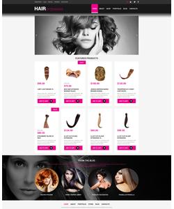 WooCommerce e-shop šablona na téma Krása č. 48894