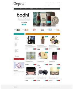WooCommerce e-shop šablona na téma Krása č. 49014