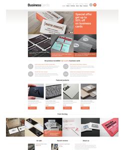 WooCommerce e-shop šablona na téma Podnikání č. 49067