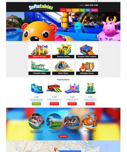 WooCommerce e-shop šablona na téma Nejpopulárnější č. 49143
