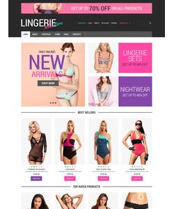 WooCommerce e-shop šablona na téma Svatby č. 49298