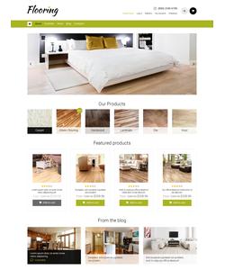 WooCommerce e-shop šablona na téma Interiér a nábytek č. 49323
