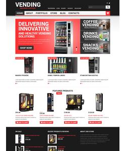 WooCommerce e-shop šablona na téma Jídlo a pití č. 49470