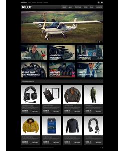 WooCommerce e-shop šablona na téma Doprava č. 49653