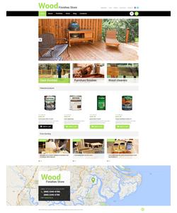 WooCommerce e-shop šablona na téma Umění a fotografie č. 50471