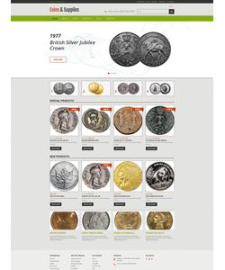 WooCommerce e-shop šablona na téma Nejpopulárnější č. 50554
