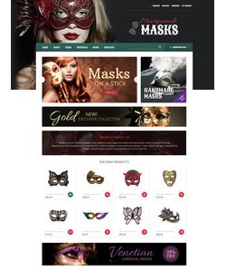 WooCommerce e-shop šablona na téma Dárky č. 50610