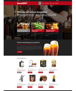 WooCommerce e-shop šablona na téma Café a restaurace č. 50667