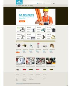 WooCommerce e-shop šablona na téma Doprava č. 50733