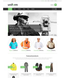 WooCommerce e-shop šablona na téma Móda č. 50745