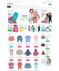 Zen Cart e-shop šablona na téma Móda č. 50815