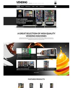 WooCommerce e-shop šablona na téma Café a restaurace č. 50925