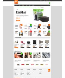 WooCommerce e-shop šablona na téma Údržbářské práce č. 51131