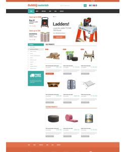 WooCommerce e-shop šablona na téma Doprava č. 51311
