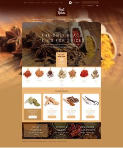 Zen Cart e-shop šablona na téma Jídlo a pití č. 51821