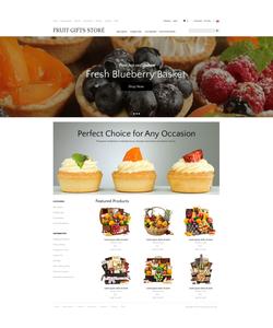 Zen Cart e-shop šablona na téma Dárky č. 51879