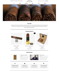 WooCommerce e-shop šablona na téma Doprava č. 51920