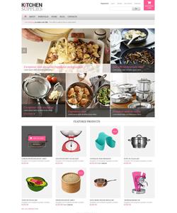 WooCommerce e-shop šablona na téma Interiér a nábytek č. 51984
