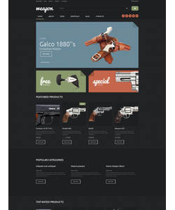 WooCommerce e-shop šablona na téma Svatby č. 51985
