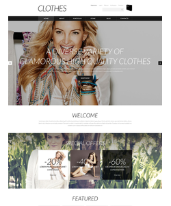 WooCommerce e-shop šablona na téma Svatby č. 52066