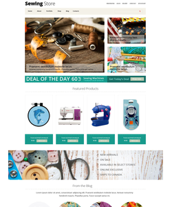 WooCommerce e-shop šablona na téma Nejpopulárnější č. 52110