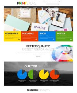 WooCommerce e-shop šablona na téma Umění a fotografie č. 52277
