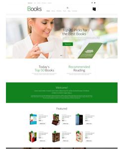 WooCommerce e-shop šablona na téma Věda č. 52286