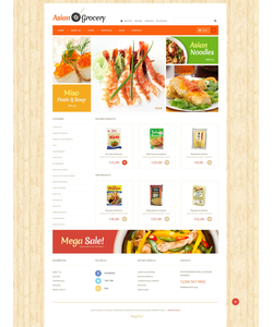 WooCommerce e-shop šablona na téma Café a restaurace č. 52448