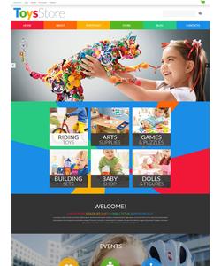 WooCommerce e-shop šablona na téma Nejpopulárnější č. 52481