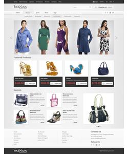 Zen Cart e-shop šablona na téma Móda č. 52517