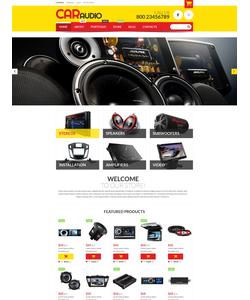 WooCommerce e-shop šablona na téma Auta č. 52521