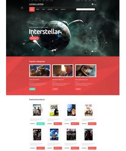 WooCommerce e-shop šablona na téma Doprava č. 52563