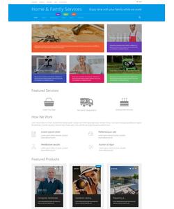 WooCommerce e-shop šablona na téma Doprava č. 52582