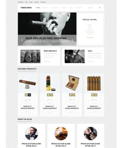WooCommerce e-shop šablona na téma Doprava č. 52630