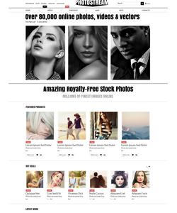 WooCommerce e-shop šablona na téma Umění a fotografie č. 52740