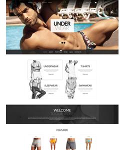 WooCommerce e-shop šablona na téma Svatby č. 52804